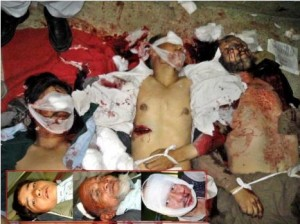 Massacres of Hazaras in Pakistan